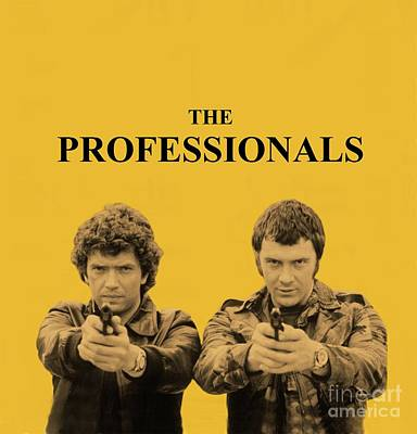 Royalty-Free and Rights-Managed Images - The Professionals by Esoterica Art Agency