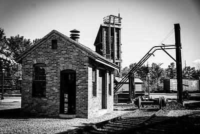 Photograph - The Railroad Junction by Michael Osinski
