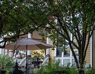 Fruits And Vegetables Still Life - The Rivertown Inn Gardens Stillwater Minnesota by Wayne Moran