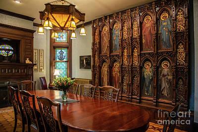Fruits And Vegetables Still Life - The Rivertown Inn Stillwater Minnesota Dinning Room by Wayne Moran