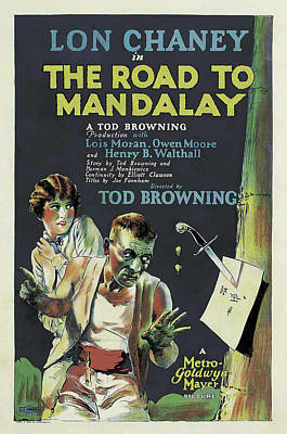 Royalty-Free and Rights-Managed Images - The Road to Mandalay, with Lon Chaney, 1926 by Stars on Art
