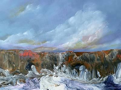 Antlers - The Rock by Soraya Silvestri