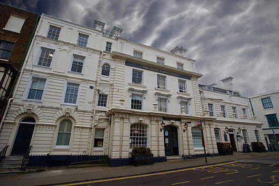 Granger - The Royal Albion Hotel, Broadstairs, Kent, England. by Joe Vella