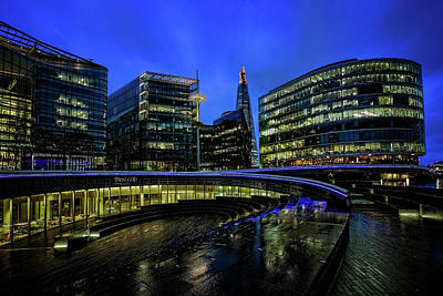 Target Threshold Nature - The Scoop at More London by Ian Good