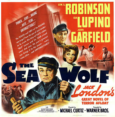 Royalty-Free and Rights-Managed Images - The Sea Wolf - 1941 by Stars on Art