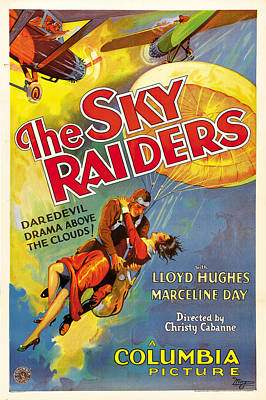 Royalty-Free and Rights-Managed Images - The Sky Raiders, 1931 by Stars on Art