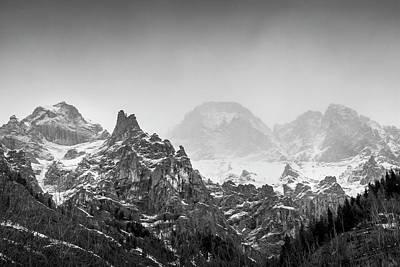 Photograph - The spirit of mountains by Cosmina Lefanto