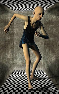 Tina Turner - The thin Tesifonte by Joaquin Abella
