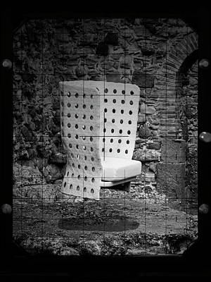 Surrealism Royalty-Free and Rights-Managed Images - The Throne by Al Fio Bonina