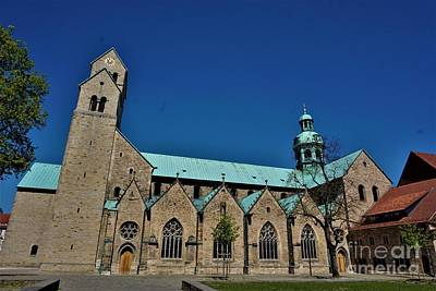 Caravaggio - The UNESCO world heritage site Hildesheim Cathedral by Pis Ces