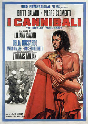 Royalty-Free and Rights-Managed Images - The Year of the Cannibals 1970 by Stars on Art
