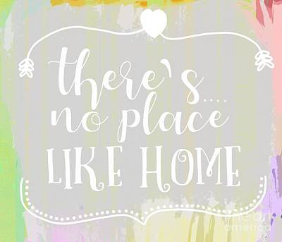 Fantasy Royalty-Free and Rights-Managed Images - There is no place like home by Priscilla Wolfe