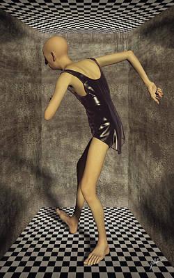 Tina Turner - Thin Thessiphon by Joaquin Abella