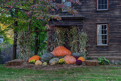 Uncle Sam Posters Rights Managed Images - This Door is Closed for the Season Royalty-Free Image by Jeff Folger