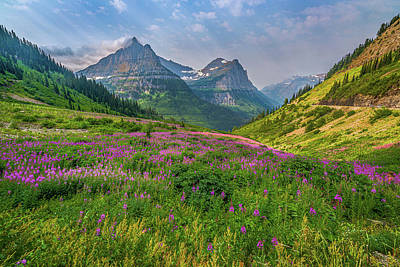 Royalty-Free and Rights-Managed Images - This is Glacier NP by Peter Tellone