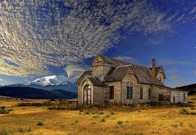 The Rolling Stones Royalty Free Images - This Old House - Abandoned Royalty-Free Image by Russ Harris