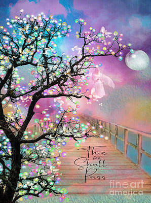 New Years - This Too Shall Pass by Laurie