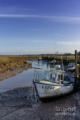 Royalty-Free and Rights-Managed Images - Thornham Staithe Norfolk UK by John Edwards