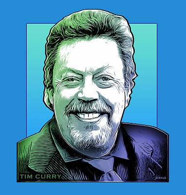 Royalty-Free and Rights-Managed Images - Tim Curry by Greg Joens