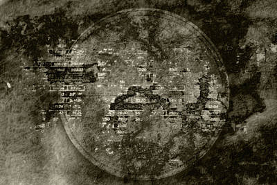 Photograph - Time Tables Toned by Sharon Popek
