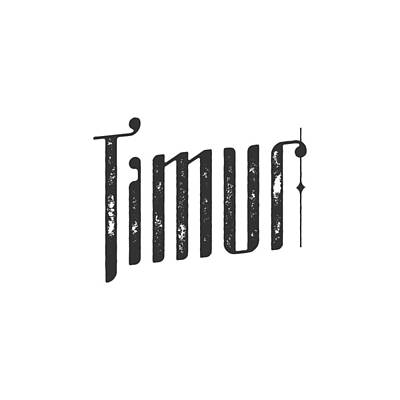 Abstract Expressionism - Timur by TintoDesigns