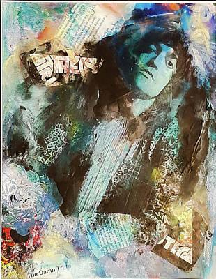 Coy Fish Michael Creese Paintings - Tom Shemerr  by Luisa Gatti