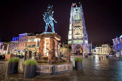 Photograph - Tongeren, Belgium by Chase This Light Photography