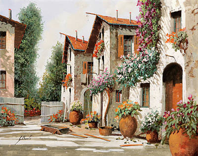 Royalty-Free and Rights-Managed Images - Toni Verdi by Guido Borelli