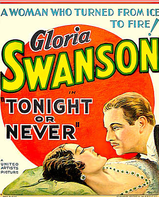 Royalty-Free and Rights-Managed Images - Tonight or Never, 1931 - b by Stars on Art