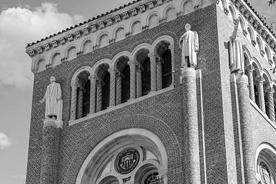 Lake Life - Top of usc bovard administration building by John McGraw