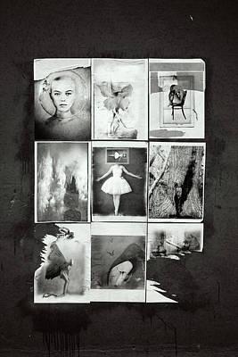 Anne Geddes Large Format Polaroids - Torn by Jacky Gerritsen