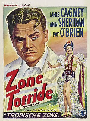 Royalty-Free and Rights-Managed Images - Torrid Zone, 1940 -c by Stars on Art