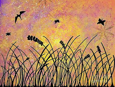 Birds Rights Managed Images - Tranquility  Royalty-Free Image by Laurie