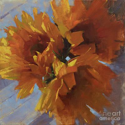 Painting - Trio by Patrick Saunders