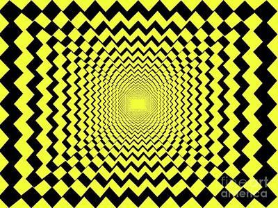 Digital Art - Trippy Art 3 by Douglas Brown