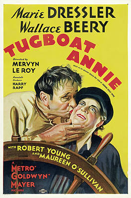 Royalty-Free and Rights-Managed Images - Tugboat Annie, 1933 -c by Stars on Art