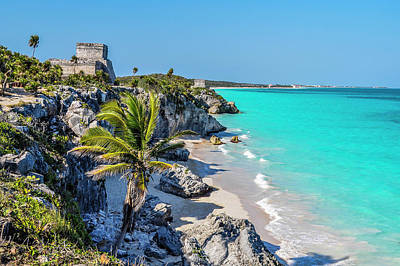 Royalty-Free and Rights-Managed Images - Tulum by Pelo Blanco Photo