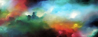 Painting - Turbulent Times by Sean Afford