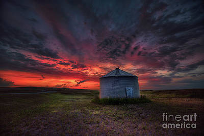 Photograph - Twilight Steel by Ian McGregor