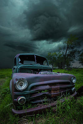 Keith Richards - Twisted Metal  by Aaron J Groen