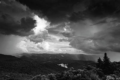 Route 66 Royalty Free Images - Two Storms Royalty-Free Image by Ryan Johnson