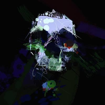 Digital Art - Uncontrolled Perturbations No. 1 by Matthew Daigle