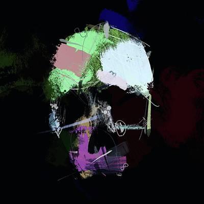 Digital Art - Uncontrolled Perturbations No. 2 by Matthew Daigle
