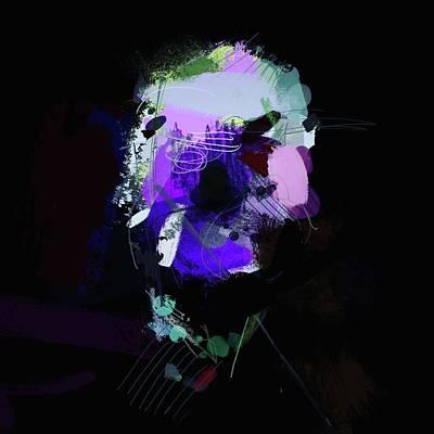Digital Art - Uncontrolled Perturbations No. 3 by Matthew Daigle