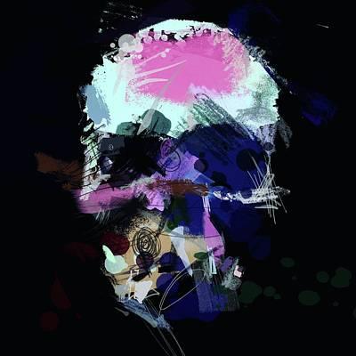 Digital Art - Uncontrolled Perturbations No. 4 by Matthew Daigle