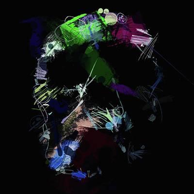 Digital Art - Uncontrolled Perturbations No. 6 by Matthew Daigle
