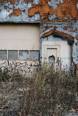 Photograph - Under The Skin With Some Doors by Kreddible Trout