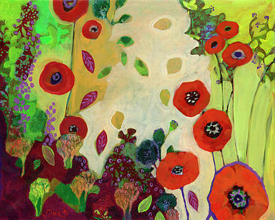 Royalty-Free and Rights-Managed Images - Unexpected Poppies by Jennifer Lommers