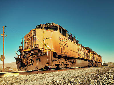 Lego Art - Union Pacific 4 by MCeyepher Visuals