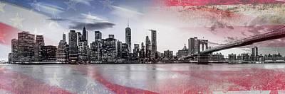 New York Magazine Covers - United States by Az Jackson
